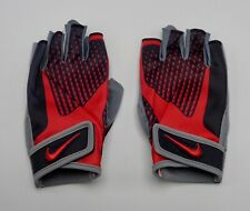 Nike Core Lock Training Gloves University Red/Cool Grey Men's Large