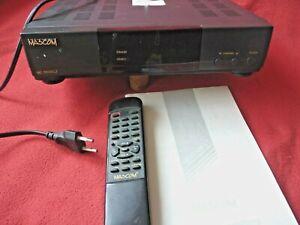 Analoger Sat Receiver Mascom MC 3300 LT für Amateurfunkfernsehen (ATV)