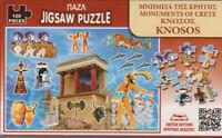 Puzzle: Knosos/Monumenti Di Crea / Παζλ Κνωσσος Nuovo