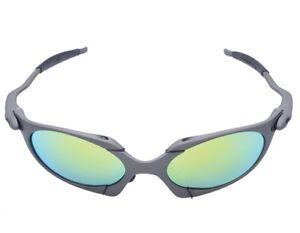 Sunglasses Lenses Titanium UV400 Goggles X-Metal R uby Juliet Cyclops Polarized