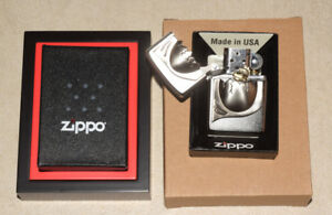"""ZIPPO SPECIAL EDITION """"DRAGON-EGG TRICK"""" LIGHTER * NEW in BLACK & RED BOX *"""