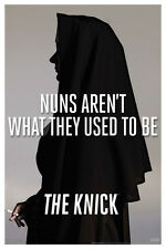 The Knick Harriet Tv Show Poster 17x11