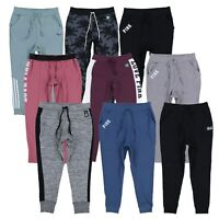 Victoria's Secret Pink Sweatpants Lounge Bottoms Sweats Graphic Logo Vs New Nwt