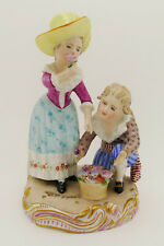 An Antique Royal Copenhagen Figurine 19th Century Marked and Signed