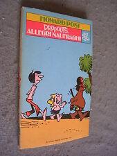 BUR # 126 - HORWARD POST - DROPOUTS, ALLEGRI NAUFRAGHI - 1976