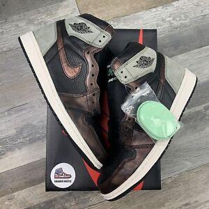 Nike Air Jordan 1 Retro High Light Army Rust Shadow Patina 555088-033