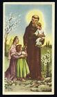 santino-holy card ediz.AR serie Z/119 S.ANTONIO DA PADOVA