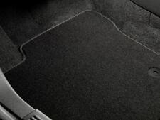 Original Ford Mondeo alquiler de esteras en Premium Terciopelo-Trasera Par En Negro (1458303)