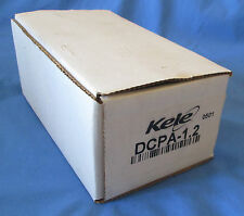 Regulated Power Supply 120 volt AC Input 24 volt AC and 24VDC Out Kele DCPA-1.2
