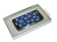 New iSkin VBPKD5-BE1 Vibes Case for iPhone 5/5S - Blue Polka Dot - FREE SHIPPING