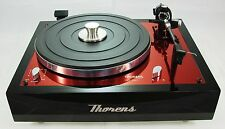 Thorens TD 147 Turntable exclusive design + gratis Stabilizer Record Clamp