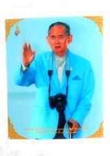 Bild picture König King Bhumibol Adulyadej RAMA IX Thailand 15x10 cm  (s30