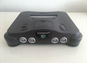 Nintendo 64 / N64 - NUS-001 EUR PAL
