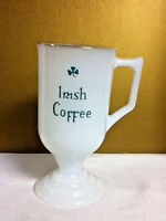 Irish Coffee stemmed drink beer booze cocktail glass glassware Ireland RI2