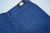 BRAX Cesar Herren Men stretch Jeans Comfort Hose 33/36 W33 L36 darkblue TOP