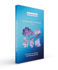 GS Mineralien-Verwaltung 4 - Software Programm zur Verwaltung Ihrer Sammlung