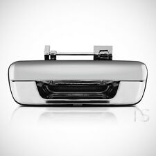REAR DOOR HANDLE TAILGATE CHROME PARTS HANDLE ISUZU RODEO DMAX D-MAX 2002-2011
