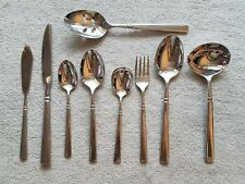 Oneida Easton 9 Piece flatware Serving Set