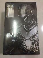 Hot Toys MMS 150 Iron Man 2 Mark 2 II ii Tony Stark Armor Unleashed Version NEW