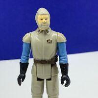 Star Wars action figure toy vintage Kenner 1983 General Madine gray beard rotj