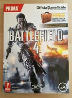 Battlefield 4 game game guide - ps4 xbox 360 xbox one