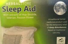 SLEEP AID HERBAL STORE 48 TABLETS SLEEPING PILLS NATURAL STRESS RELIEF REMEDY