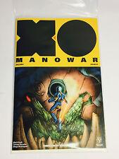 X-O MANOWAR Issue 1 Comic VALIANT Comic Block EXCLUSIVE March 2017