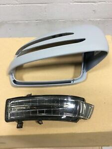 Mercedes Slk drivers Side Wing mirror & repeater. Part A3162436 & A3162440