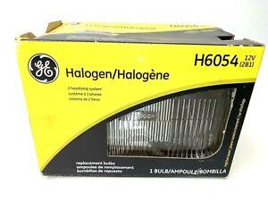 Headlight System GE Halogen Lighting H6054 New In Box Bulb 6052 H6052 HP6054