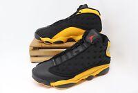 Nike Air Jordan 13 XIII Retro Melo Class of 2002 Black Yellow 414571-035 Sz 9.5