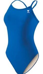 Tyr Women's Solid Diamondback Swimsuit - 2021