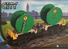 LEGO City Train - NEW Cable Drum Car - Bag #5 - 60052