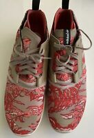 Adidas ZX 8000 Boost Khaki / Red B26365 Men's Shoes Size 10