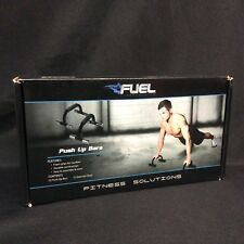 New - Fuel Push-Up Bars