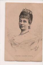Vintage Postcard Empress Augusta Victoria of Germany