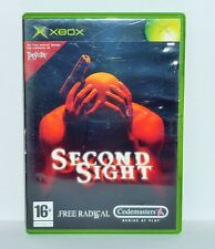 JEU XBOX COMPLET SECOND SIGHT REF 35