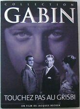 DVD TOUCHEZ PAS AU GRISBI - Jean GABIN / Lino VENTURA / Jeanne MOREAU