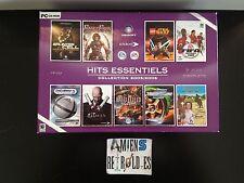 Coffret 8 jeux Hits essentiels 2005/2006 (star wars, hitman...) PC FR