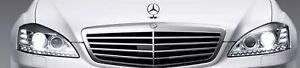 Mercedes-Benz Genuine Bi-XENON Headlights S550 S63 S65 S600 S400 w/LED NEW 2010+