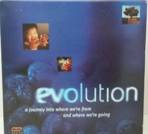 Evolution 2001 Boxed Set 7 VHS Tape Set WGBH Boston Video Educational Special