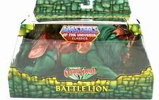 BATTLE LION 2014 MISB MOTU Masters of the Universe Classics He-Man NEU & OVP