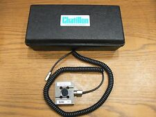 Chatillon Remote 50 50LB Load Cell Attaches to DFGS-R-ND Digital Force Gauge