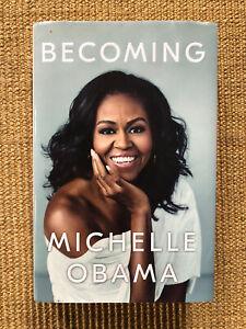 BECOMING von Michelle Obama (Gebundene Ausgabe in englischer Sprache
