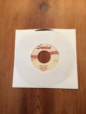 Dickey Foo Click Clack Swan 4001 45 RPM 1958 Single