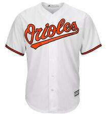 Majestic Baltimore Orioles Coolbase Home Jersey Youth Size X Large