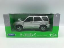 Ford Escape Limited 2005-Argent - 1:24 Welly NEUF!