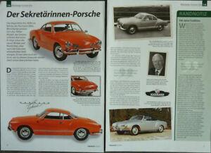 VW KARMANN GHIA  1969 in 1-18 von Minichamps.. ein Modellbericht   #1608c
