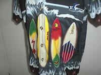 vintage Nordic Seaside Hawaii Hemd surfer hawaiihemd oldschool 80s shirt M