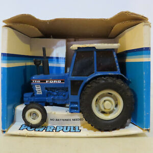 Ertl Ford 7710 Tractor Friction Drive 1/32  FD-4097-E
