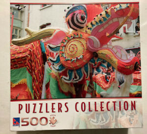 jigsaw puzzles 500 pieces Puzzlers Collection